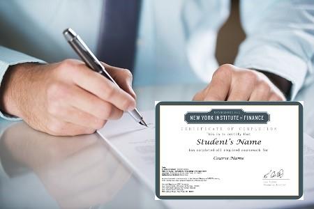纽金财富管理在线专业证书介绍